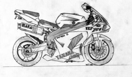 Art auto concept automobile com - Dessin de moto facile a faire ...